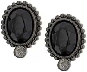 1928 Jewelry Bonne Nuit Petite Stud Earrings