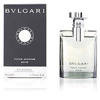 Bvlgari For Man Evening Por Bvlgari For Men. Eau de Toilette Spray 3.4 oz