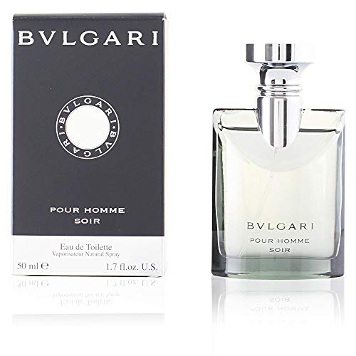 Homme Mens Discount Fragrance - Bvlgari Pour Homme Soir By Bvlgari For Men. Eau De Toilette Spray 3.4 oz