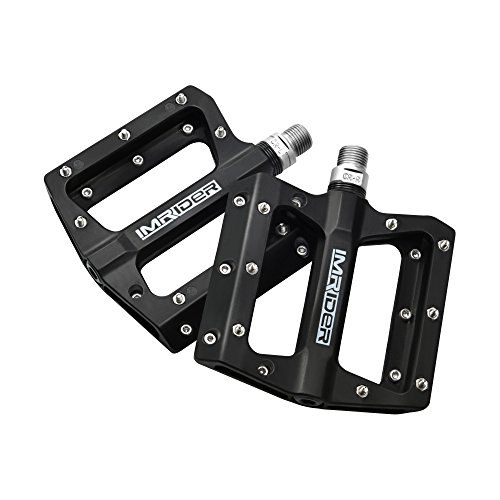 Imrider Lightweight Polyamide Bike Pedals For BMX Road MTB (Mountain Bike Pedals Road Bike)