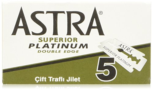 100 Astra Superior Premium Platinum Double Edge Safety Razor Blades Personal Healthcare / Health Care