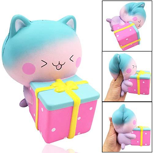 Adpartner Squishy Jumbo Slow Rising Squishies Toy Soft