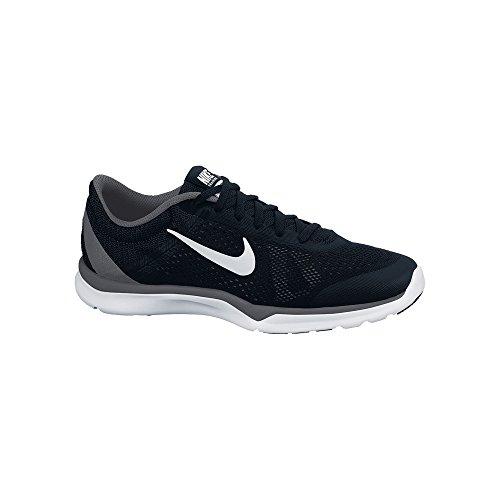 Nike Womens In-Season Tr 5 Black/White/Dark Grey/Anthrct ...