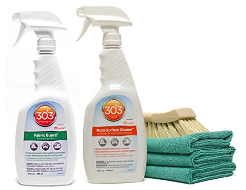 303-high-tech-fabric-guard-cleaner-combo-cloth-convertible-top-fabric-upholstery-sunbrella-protectan