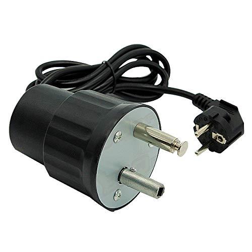 REFURBISHHOUSE 220 V Grill Motor Grill Dreh Motor 4 Watt Elektro Grill Motor BBQ Herd DIY Zubeh?r Eu stecker