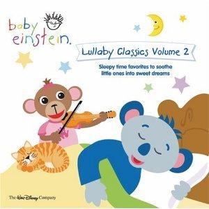Baby Einstein Vol. 2, Lullaby Classics (Baby Einstein Lullaby Classics Vol 2 Cd)