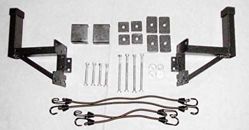 Pack'em Hook Only Assembly Kit for Side Wall Ladder Rack