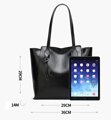 Mano Da A Borse Tracolla Brown XZWSJB Donna Borsa Shopping Borse Tracolla A A Bag Borse xnZvXHX