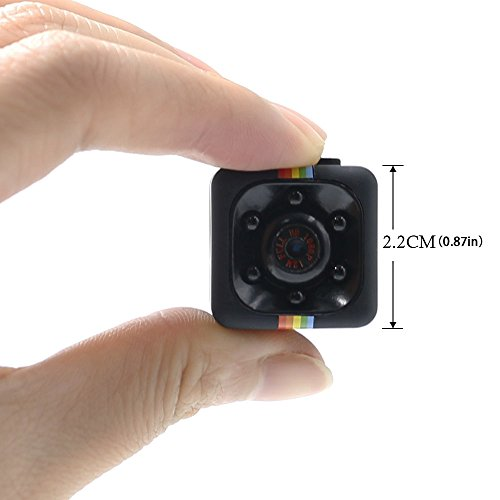 1080P Mini Spy Cam Hidden LXMIMI HD Nanny Web Cam with Night Vision and...