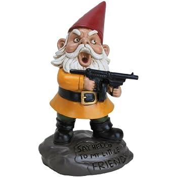 Bigmouth inc the great garden gnome massacre for Nain de jardin