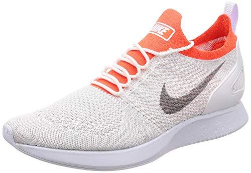 Nike Men's Air Zoom Mariah Flyknit Racer (12 M US, Pure Platinum/Wolf Grey)