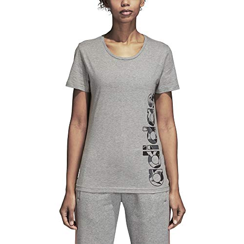 Adidas Donna shirt Aop T Chinã Gris Linear rFwrqOtI