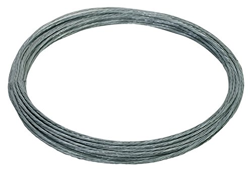 Guy Wire (250' of 6/18 Galvanized Guy Wire for Antenna Mast - EZ 60B Guy Wire - 18 Gauge)