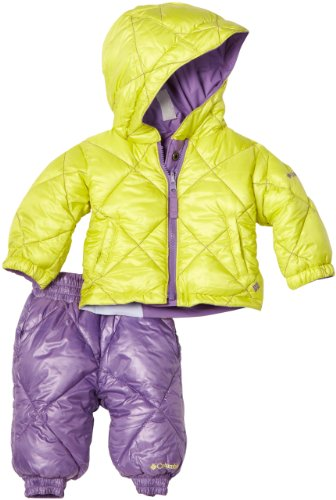 Columbia Baby Girls' Jane Frosty Set