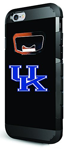(NCAA Kentucky Wildcats Bottle Opener iPhone 6/6S Case, One Size, Team Color)