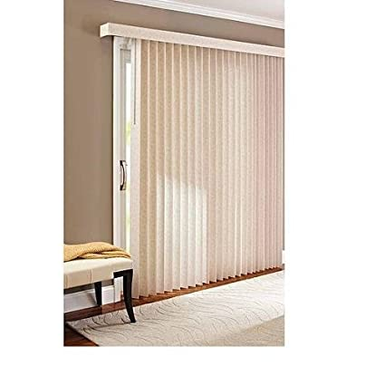 Better Homes And Gardens Vertical Textured S Slat Privacy Blinds