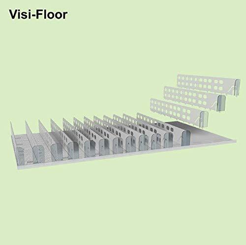 Display Technologies, LLC Visi-Floor Adjustable System Kit