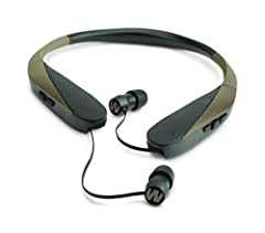 Protect your hearing from harmful muzzle blast out in the field while enhancing your hearing when you need to be attuned to moving game with Walker's Razor XV Bluetooth Digital Ear Bud Headsets.