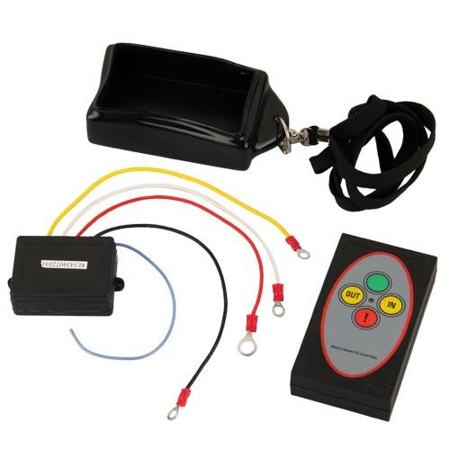 Carchet 12V Wireless Remote Control Kit for Truck Jeep AT...
