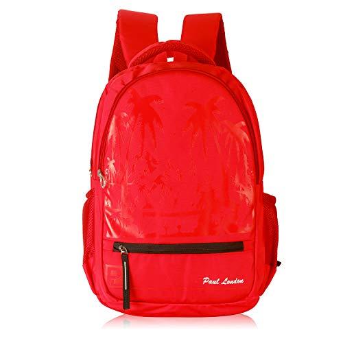Paul London Pixel Pro 35 LTR Backpack,Red