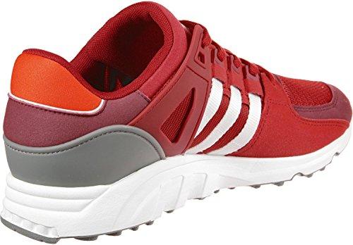 adidas Eqt Support Rf, Zapatillas de Deporte para Hombre rojo burdeos