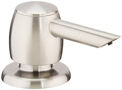Delta Faucet RP44651SS Palo Soap/Lotion Dispenser, Stainless