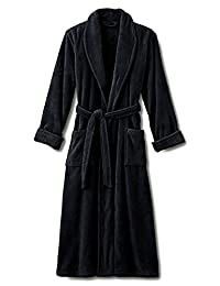 Womens Terry Bathrobe. Full Length 100% Turkish Cotton.