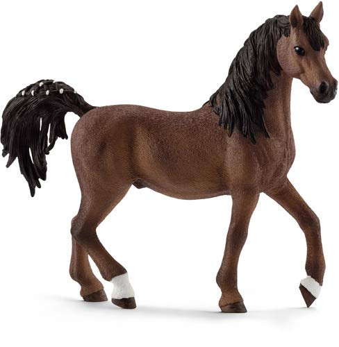 Schleich North America Arab Stallion Toy Figure