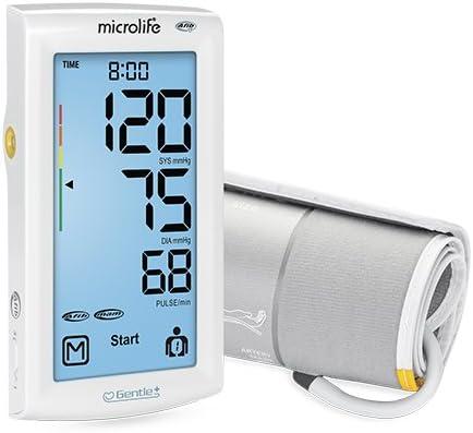 Mch–Tensiómetro brazo Microlife BP A7Touch con detección de la Fibrilación Auricular Y pantalla táctil