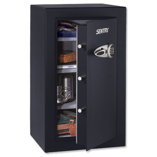 - Sentry Group T0331 Exec Security Safe, 21-7/10