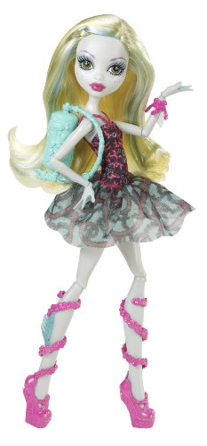 Monster High Dance Class Lagoona Blue Doll (Lagoona Blue Monster High)