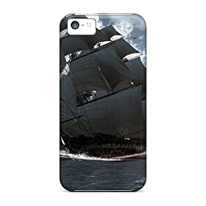 New Shockproof Protection Case Cover For Iphone 5c/ Ship Case Cover