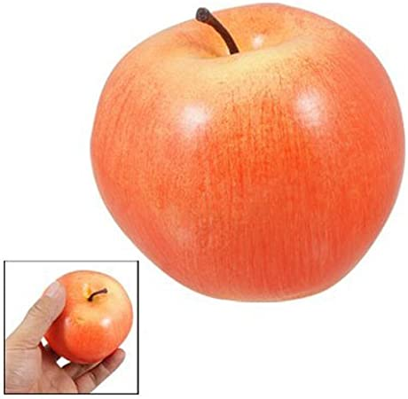 SODIAL Fausse pomme en mousse pour la decoration de maison R