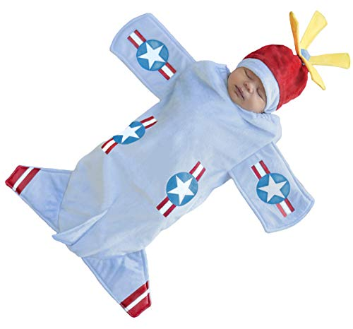Princess Paradise Baby Boys' Bennett The Bomber Deluxe, As As Shown, 0/3M ()