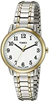 Timex Easy Reader Mid-Size Expansion Ban...