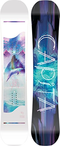 Capita Space Metal Fantasy Snowboard Womens Sz 149cm