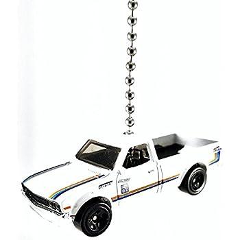 Hot Wheels Datsun Diecast Truck Ceiling Fan Light Pull Ornament
