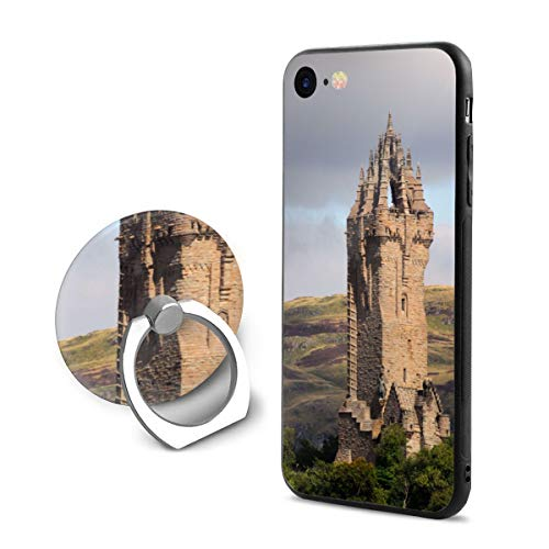 Wallace Monument - Fashion iPhone 8 Case iPhone 7 Case The Wallace Monument Scratch Proof Shock Absorption Mobile Phone Shell 4.7-inch