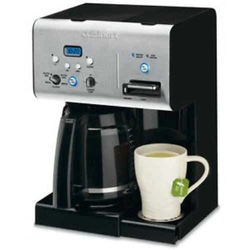 Cuisinart-Chw-12Fr-Coffee-12-Cup-Programmable-Coffeemaker-Plus-Hot-Water-System-Brushed-ChromeBlack