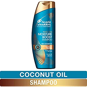 Head and Shoulders, Royal Oils Anti Dandruff Collection with Coconut Oil