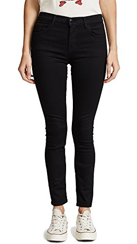 J Brand Jeans Women's 811 Mid Rise Skinny Jeans, Vanity, 24 by J Brand Jeans