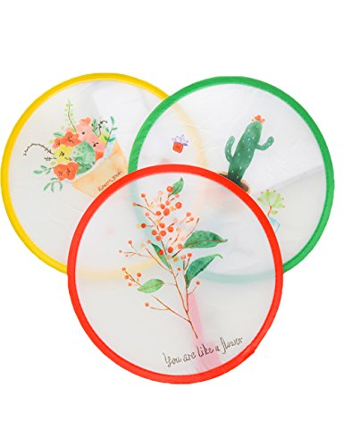 collapsible hand fan - 1