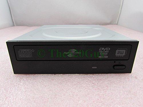 HP DVD±RW DL LightScribe SATA Black Optical Drive 581600-001 575781-500 DH-16AAL