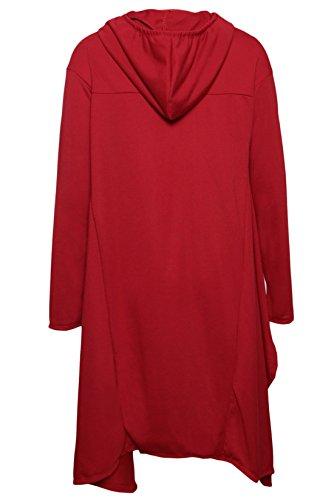 erdbeerloft - Jerséi - Opaco - para mujer Rojo