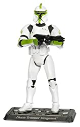Star Wars - The Saga Collection - Basic Figure Clone Trooper Sergeant