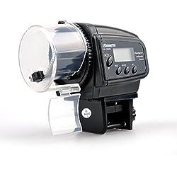 Sportsmax Digital LCD Timer Automatic Fish Feeder Aquarium Tank Pond (2009D)
