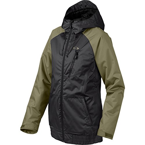 Oakley Code Insulated Jacket - Women's Jet Black, - Code Oakley