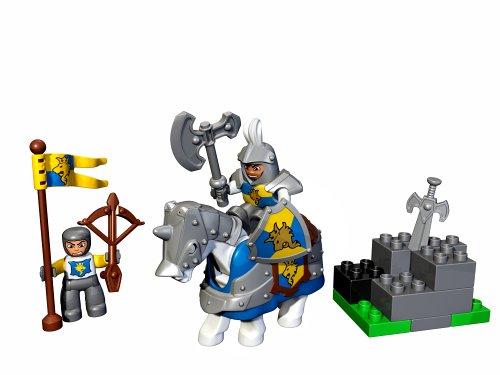 LEGO Lego duplo 4775 Knight and servants by LEGO