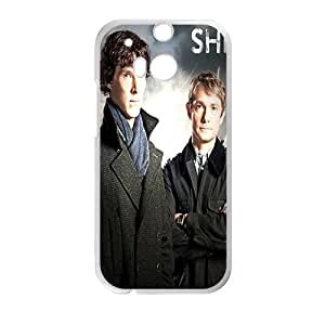 Happy sherlock Phone Case for HTC One M8