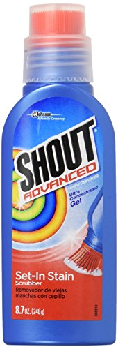 (Shout Advanced Ultra Concentrated Stain Removing Gel, 8.7 Oz (Pack of 4))